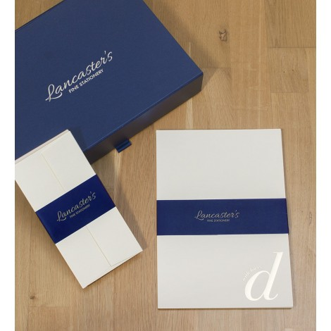 with love, d - A4 letterheads