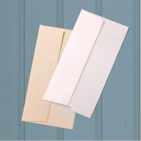 A4 Personal White Letterheads & Matching Envelopes