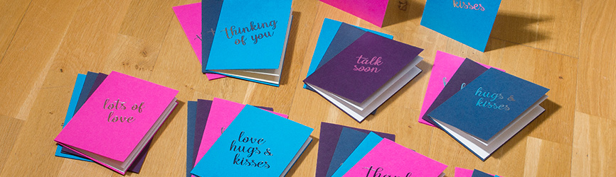 Greeting Cards & Notelets